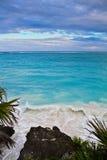 加勒比海 免版税库存图片