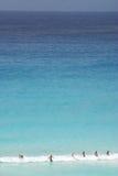 加勒比海 图库摄影