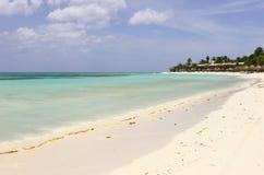 加勒比海 库存照片