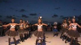 加勒比狂欢节 股票视频