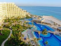 加勒比理想的海运热带假期 免版税库存照片