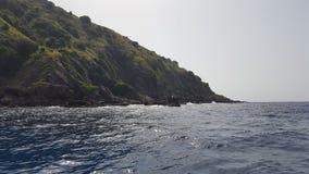 加勒比筏 免版税库存照片