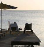 加勒比节假日 免版税库存照片