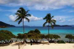 加勒比赛船会 库存图片