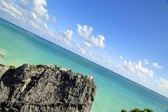 加勒比转弯 免版税图库摄影