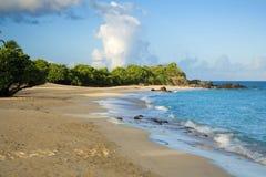 加勒比马丁st 免版税库存图片