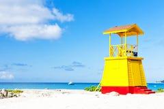 加勒比巴布达 免版税库存图片