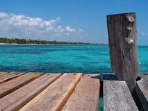 加勒比 图库摄影