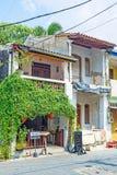 加勒老房子  免版税库存图片
