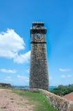 加勒荷兰堡垒,斯里兰卡 图库摄影