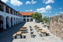 加勒荷兰堡垒,斯里兰卡 免版税库存照片