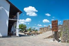 加勒荷兰堡垒,斯里兰卡 免版税库存图片