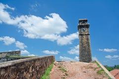加勒荷兰堡垒,斯里兰卡 库存图片