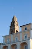 加埃塔镇在意大利 免版税库存图片