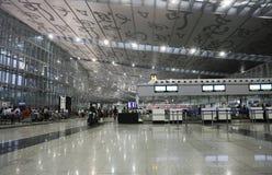 加尔各答机场 免版税库存照片