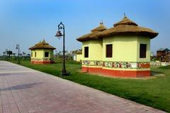 加尔各答Eco公园 库存照片