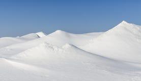 贝加尔湖冰  库存图片