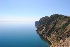 贝加尔湖 免版税库存图片