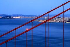 加州弗朗西斯科・圣 库存照片