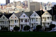 加州街市弗朗西斯科・圣 免版税库存图片