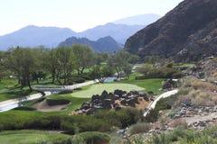 加州路线西方高尔夫球的pga 图库摄影