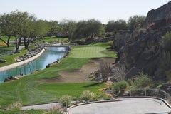 加州路线西方高尔夫球的pga 免版税库存照片