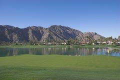 加州路线西方高尔夫球的pga 库存图片