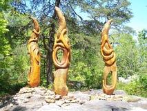 加得奴加,在山的TN假期 免版税图库摄影