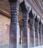 加德满都寺庙 库存图片