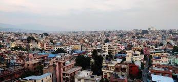加德满都尼泊尔 库存图片