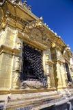 加德满都尼泊尔swayambunath寺庙 免版税库存照片