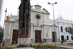 加拉加斯,委内瑞拉 库存图片