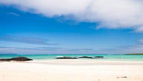 加拉帕戈斯海运视图 库存图片