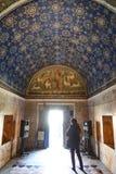 加拉・普拉西提阿陵墓  免版税库存图片