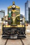 加拿大全国机车 免版税库存图片