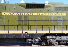 加拿大全国标志 免版税库存图片