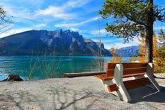 加拿大国家公园 免版税图库摄影