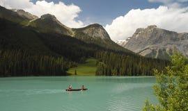 加拿大国家公园yoho 免版税库存图片