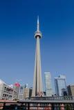加拿大国家电视塔 库存图片