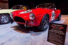 加拿大国际AutoShow在多伦多 免版税库存照片