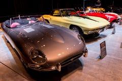 加拿大国际AutoShow在多伦多 免版税图库摄影