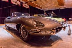 加拿大国际AutoShow在多伦多 库存图片