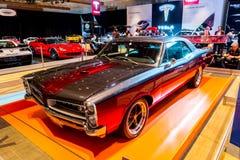 加拿大国际AutoShow在多伦多 免版税库存图片