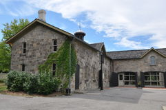 加拿大城堡dundurn哈密尔顿 免版税库存图片