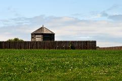 加拿大堡垒乔治・安大略 图库摄影