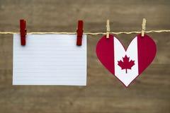 加拿大天,独立日,维多利亚天消息 免版税库存图片