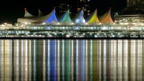 加拿大安排温哥华 库存照片