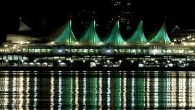 加拿大安排航行温哥华 免版税库存照片