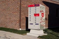 加拿大岗位公共邮箱 图库摄影
