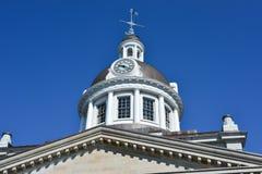加拿大市政厅金斯敦安大略 免版税图库摄影